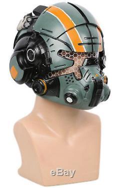 Titanfall 2 Jack Cooper Cosplay Helmet Costume Props Mask Halloween Party Adult