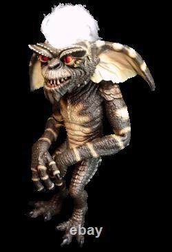 Trick or Treat Gremlins Evil Stripe Gizmo Mogwai Movie Puppet Halloween Prop NEW