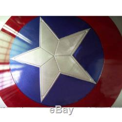 US! Avengers Captain America Shield 11 ABS Replicated Halloween Cosplay Props