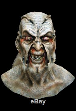 Ultimate JEEPERS CREEPERS Deluxe adult costumeMask, Hat & CoatHalloweenNew