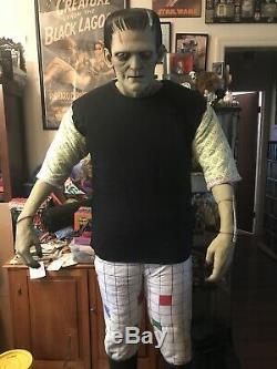 Universal Monsters Karloff Frankenstein 11 Scale Prop Arm Replicas Halloween