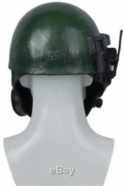 Veteran Ranger Riot Armor Mask Cosplay Helmet Costume Props Halloween Party Cool