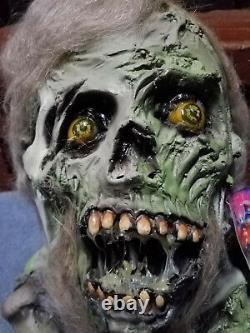 Vintage NOSDistortions UnlimitedDEATHMask! HalloweenHaunted House! Post, don