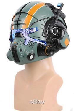 XCOSER Titanfall 2 Jack Cooper Helmet Game Cosplay Props Halloween Mask Adult