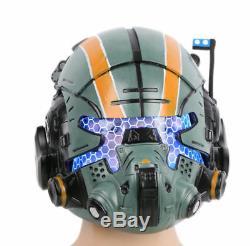 XCOSER Titanfall 2 Jack Cooper Helmet Mask Game Cosplay Props Halloween Adult